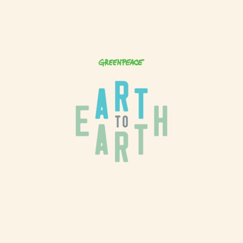 Logo design for Greenpeace Israel event