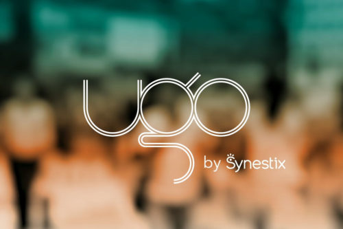 Logo design for UGO by Synestix